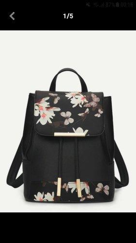 Mini sac à dos noir