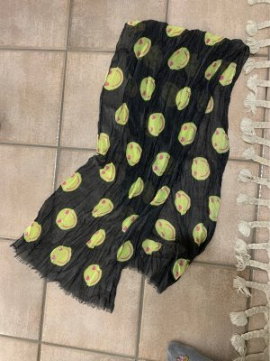 Codello Neckerchief grey-neon yellow