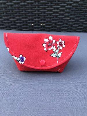 handmade Torebka mini czerwony-fioletowy