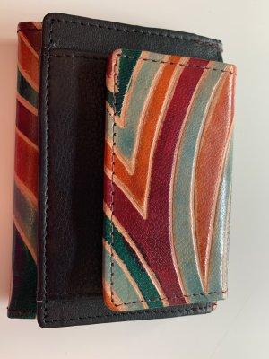 Porte-cartes multicolore