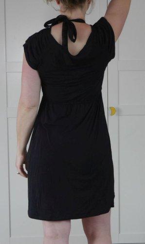 Kleines Schwarzes auch für Strand oder abends Party, Sommerkleid