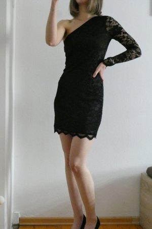 Vero Moda Robe asymétrique noir