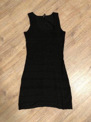 H&M Divided Tube Dress black