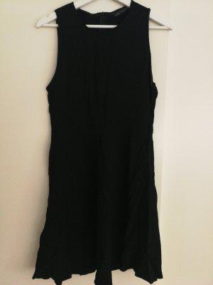 Zara Basic Stretch jurk zwart