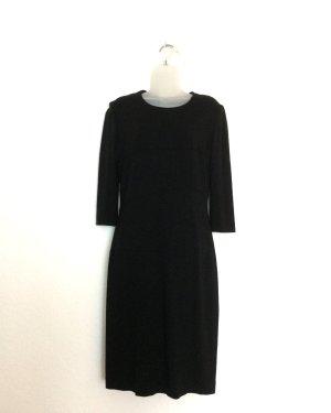 kleines schwarzes Business Kleid von Hugo by Hugo Boss Gr. 38