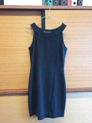 Kleines schwarzes jersey Kleid