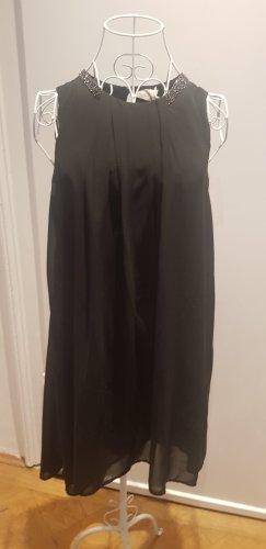 Kleines Schwarzes, Kleid mit Pailletten