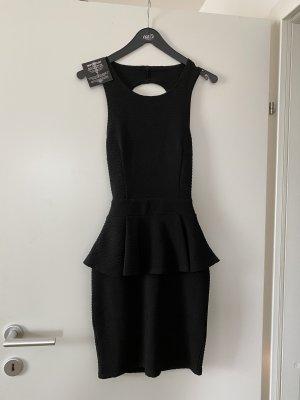 NLY One Vestido bandeau negro