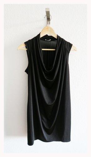H&M Mini vestido negro