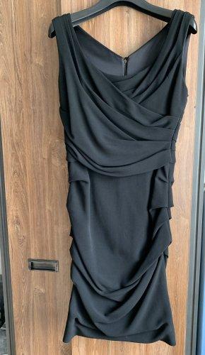 Dolce & Gabbana Abito aderente nero