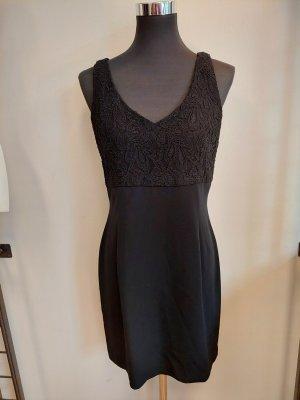 InWear Sukienka z baskinką czarny