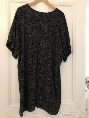 Samsøe & samsøe Midi Dress black-natural white