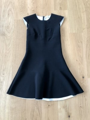 Sandro Mini vestido negro