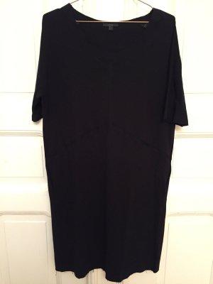 COS Vestido cut out negro