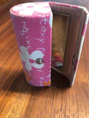 Kleines Tascherl für Lippenstift  mit Spiegel