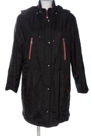 Klima Membrane wear Veste à capuche noir style décontracté