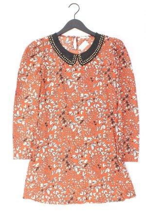 Kling Kleid orange Größe 1