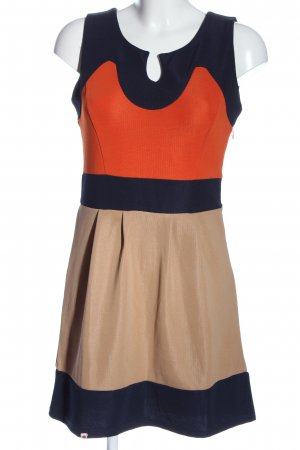Kling Minikleid mehrfarbig Casual-Look
