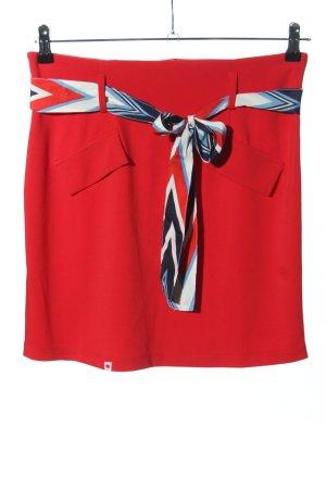 Kling Miniskirt red casual look