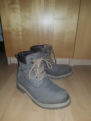 Klondike Botas de tobillo marrón grisáceo