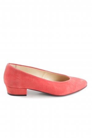 KMB Mary Jane Ballerinas red business style