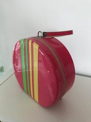 Knaller-Unikat: original 50er Jahre runde Tasche