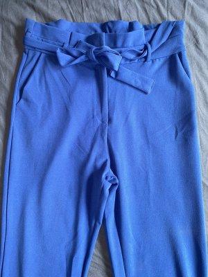 Knallig blaue Businesshose