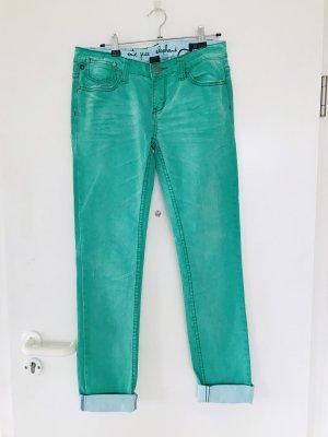 Knallige Jeans