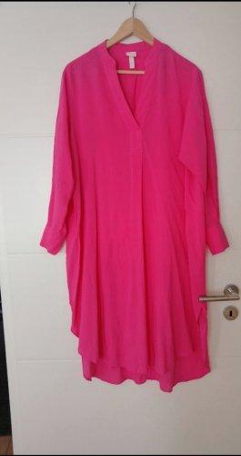 Knallpinkes Hängerchen-Kleid
