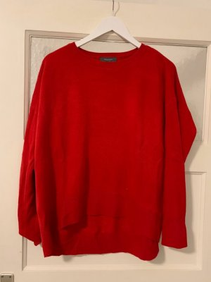 Primark Knitted Sweater red