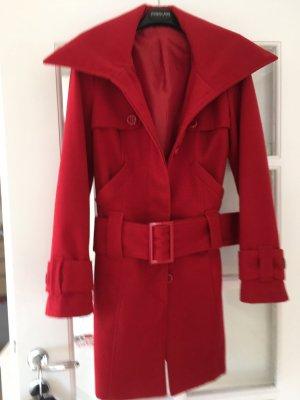Winter Coat red