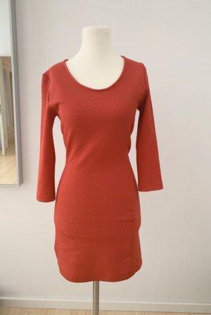 Mango Robe courte rouge