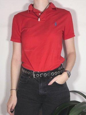 Polo Ralph Lauren Camiseta tipo polo rojo