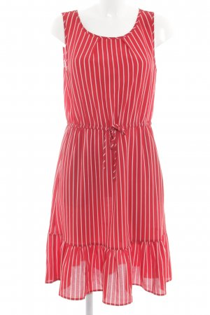 Zabaione Flounce Dress multicolored polyester