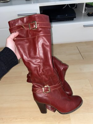 Knee High Boots Rot