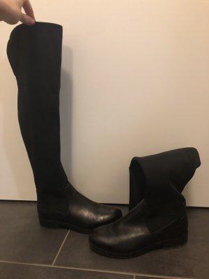 Gerry Weber Kniehoge laarzen zwart