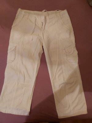 Colors of the world Pantalone a 3/4 crema