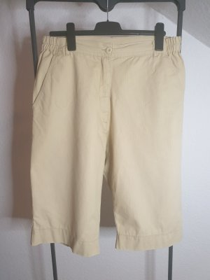 Knielange Hose Shorts Bermuda Hose 100% Baumwolle