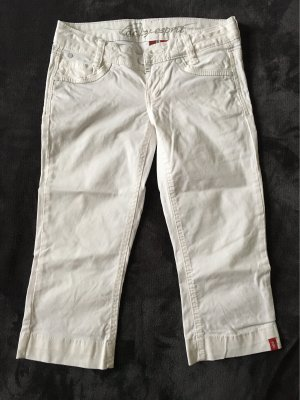 edc by Esprit 3/4 Length Jeans white