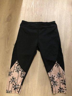 Knielange Sporthose