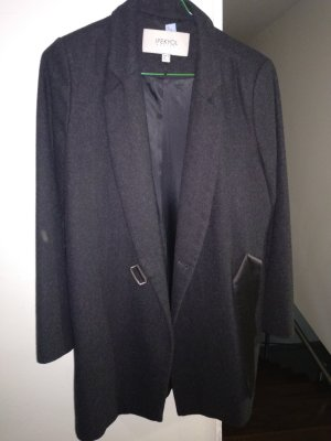 Ipekyol Cappotto corto grigio-grigio scuro