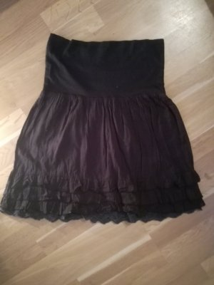 Young Spirit Lace Skirt black