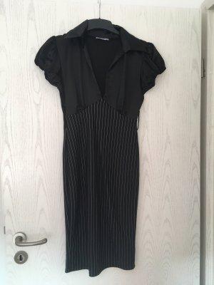 Ołówkowa sukienka czarny