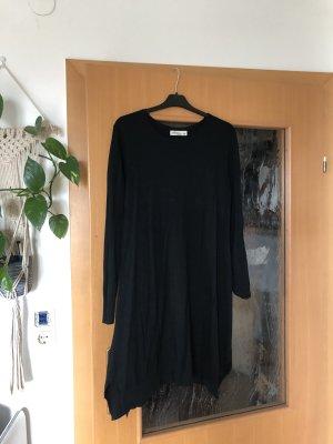 Abito maglione nero