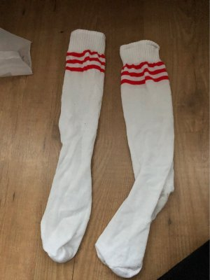 Scaldamuscoli bianco-rosso