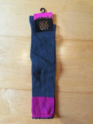 Kniestrümpfe / lange Socken
