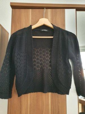 knit bolero cardigan