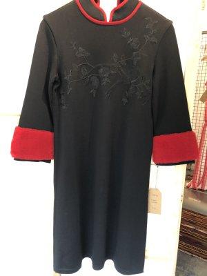 Knit viscose dress