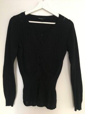 Knitblazer schwarz - casual Look
