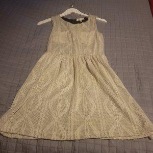 Monteau Woolen Dress multicolored